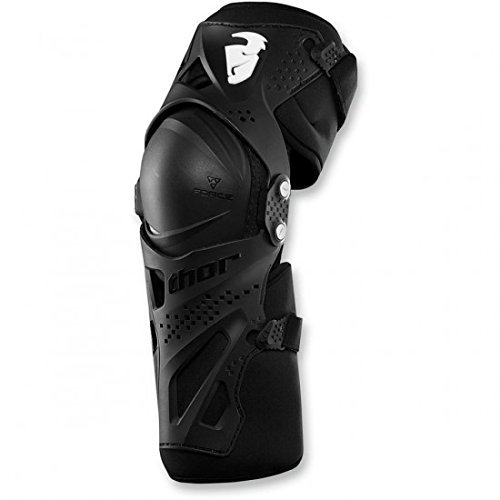 Youth Force XP Knee Guard black one size – 2704 – 0431 – Thor 27040431