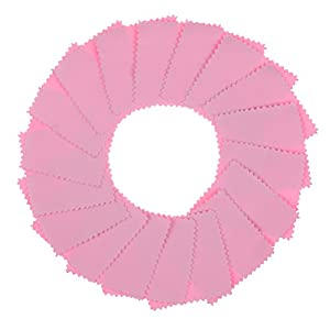 50 Stück Schmuck Reinigungstuch Poliertuch Schmuck Tuch für Sterling Silber Gold Platin Brille