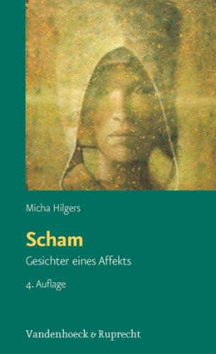 Scham: Gesichter eines Affekts