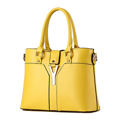 koson-man-mujer-vintage-sling-tote-bolsas-asa-superior-bolso-de-mano-amarillo-amarillo-kmukhb363