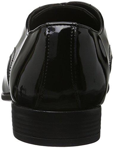 Tamboga 3158-R, Chaussures à Lacets Homme Noir (01)