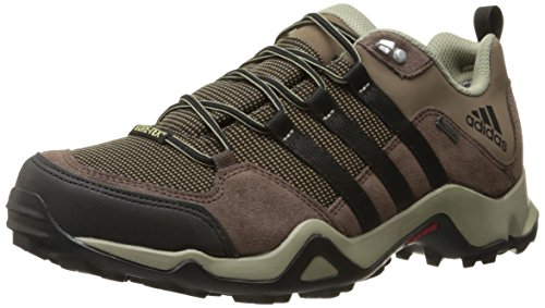 Adidas Outdoor Brushwood Mesh Gtx Chaussures de randonnée, Gris Blend / noir / Tech Beige, 6 M Us Grey Blend/Black/Tech Beige