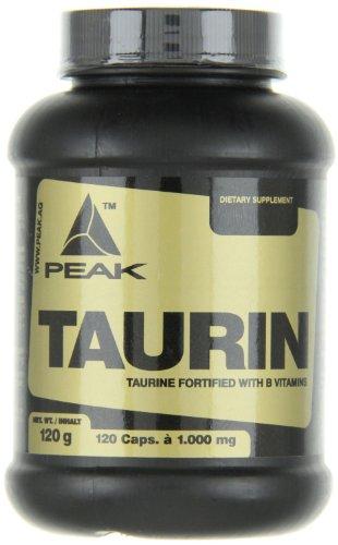 Peak Taurin, 120 Kapseln