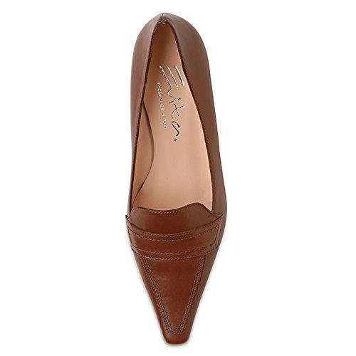 Evita Shoes, Scarpe col tacco donna Marrone (marrone)