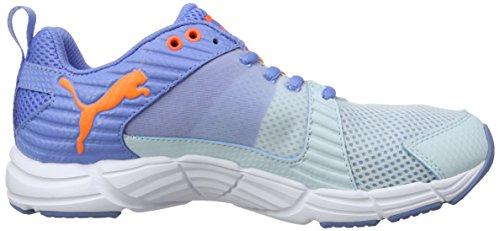 Puma  Synthesis W - Chaussures de sport - Femme Bleu - Blue (Omph/Umrn/H.Crl)