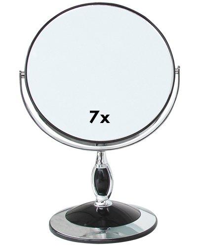 Remos - Miroir grossissant 7x - sur pied - métallique