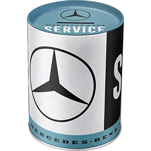 Nostalgic-Art 31020 Mercedes-Benz-Service | Retro
