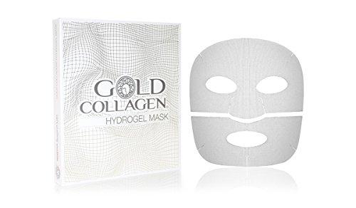 Maschera gold collagen