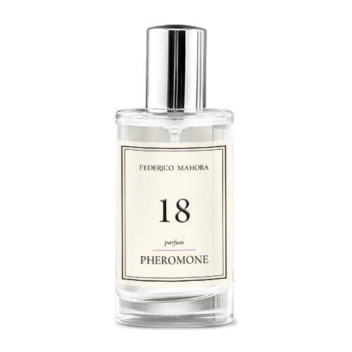 FM 18Parfüm von Federico Mahora Pheromon Kollektion für Frauen 50ml... (Coco Chanel-für Frauen-parfüm)