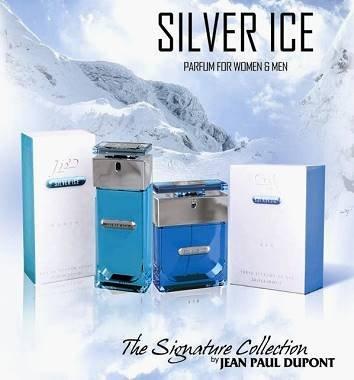 Parfum de France Silver Ice for men Eau de Toilette, 100 ml