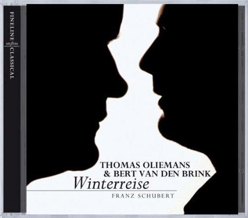Schubert: Winterreise by Oliemans: bar/van den Brink: (2006-11-14)