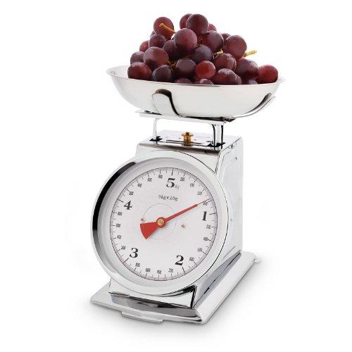 Bilancia da cucina fino a 5 kg ciotola rimovibile alta precisione dieta