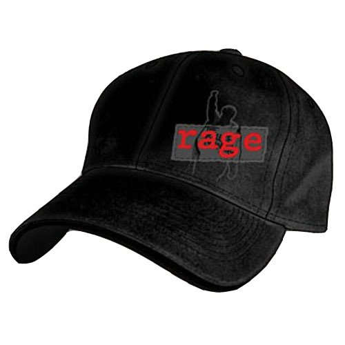 Ratm - Black Baseball Cap (Against Rage Machine-patches The)