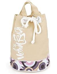 Ladies / Girls Urban Beach Canvas Duffle Beach Bag