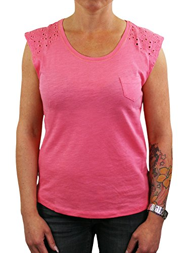 VERO MODA -  T-shirt - Maniche corte  - Donna Pink Lemonade X-Large