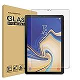 NEWZEROL [2 Stück] Ersatz für Samsung Galaxy Tab S4 Panzerglas Schutzfolie,High Definition Anti-Kratzer Bildschirmschutz aus gehärtetem Folie - [Lebenslange Ersatzgarantie]