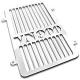 Protections radiateur Kawasaki VN 900 Classic 06-16 Inox