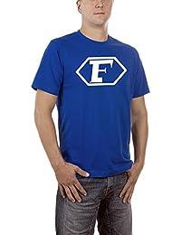 Touchlines Captain Future Logo, T-Shirt Homme