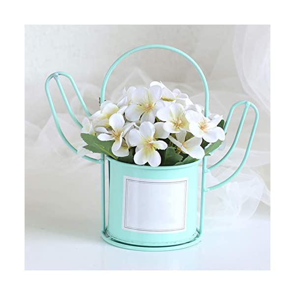 Pequeña Flor de Begonia Artificial, Planta de Flores de Begonia Artificial, Maceta de bonsái, decoración de jardín, Boda…