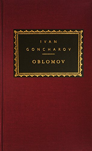 Book cover for Oblomov