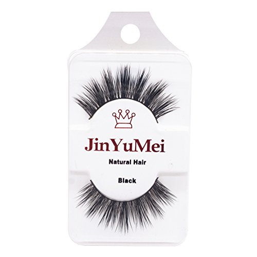 Nighteyes66 3D Natural False Eyelashes Lashes Extensions Makeup