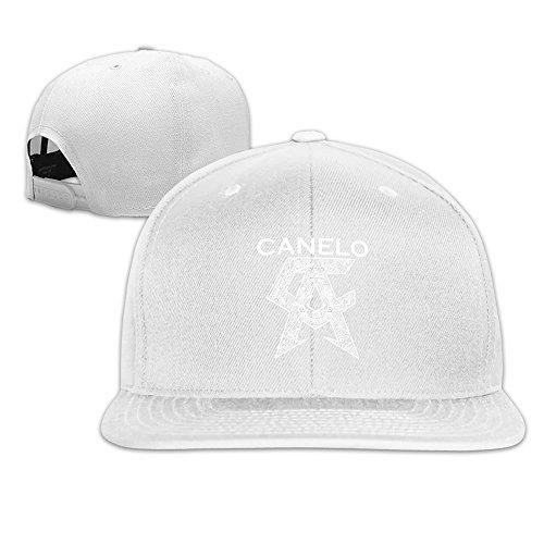 180c4656803 M07H Caps Unisex Canelo Alvarez regolabile hip hop Caps nero