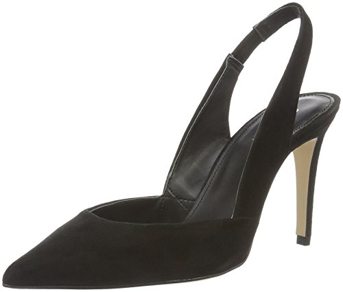 Carvela Damen Acorn NP Pumps, Schwarz (Black), 39 EU