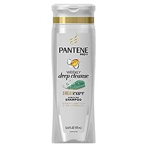 Pantene Pro-V Weekly Deep Cleanse Purifying Shampoo 12.6 Fl Oz 12.600-Fluid Ounce