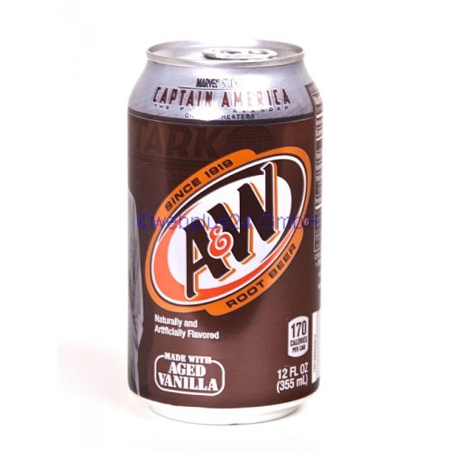 A&W Root Beer 12oz (355mL)