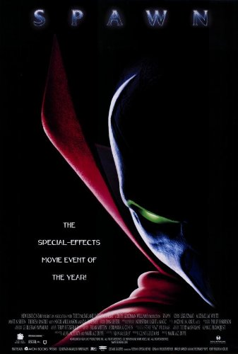 Spawn 11 x 17 Movie Poster - Style B