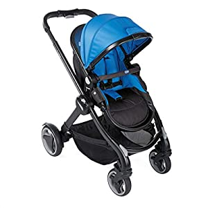 Chicco Fully Single Multifunctional Pushchair Unisex Power Blue   6