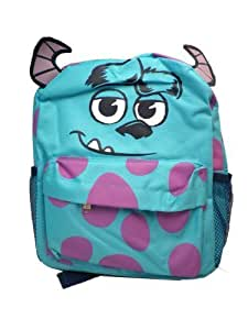 Small Size Sully Character Backpack - Monsters University Backpack by PT