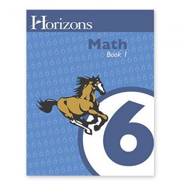 Horizons Mathematics 6 (Lifepac, Band 1)