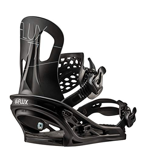 Flux TT Snowboardbindung - Black M -
