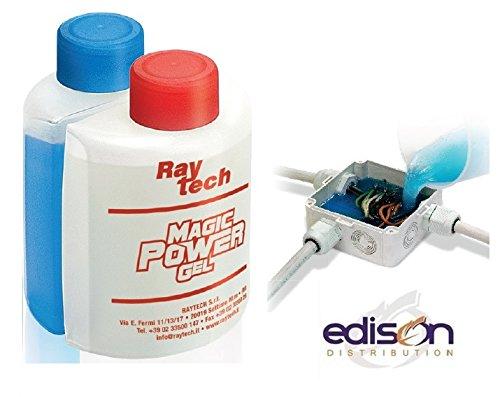 Aal Magic Power Gel-Gel zweiteiligen Isolation 2x 125cc