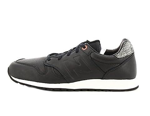 New Balance , Damen Sneaker grau grau, schwarz - schwarz - Größe: 36½