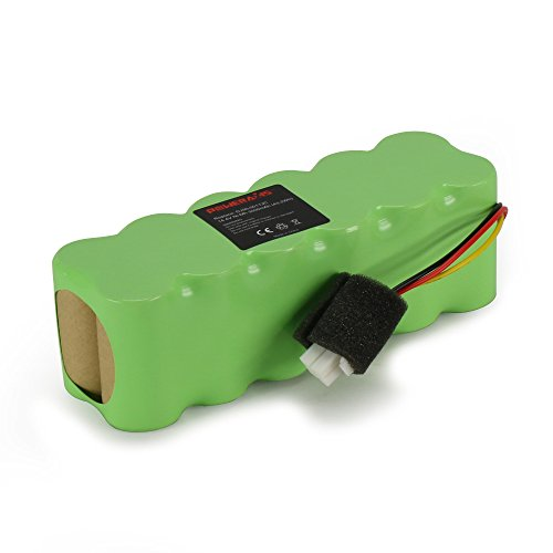 POWERAXIS Aspiradora Batería de NI-MH 14.4V 3000mAh para Samsung Navibot VCR8895 SR8855 SR8825 SR8845 DJ96-00113A DJ9600113A DJ96-00113C DJ96-0083C VCA-RBT2