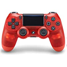 WXWU Controlador inalámbrico DualShock 4 para Playstation 4-Red
