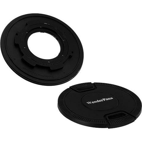 WonderPana 145 Noyau du Système et le Bouchon d'Objectif - 145mm Porte-Filtre pour l'objectif Tokina 10-17mm