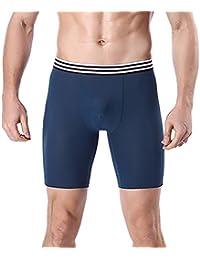 Yesmile Calzoncillos Bóxer para Hombre, Bañadores Ropa Interior Sexy Calzoncillos Boxer para Hombres Pantalones Cortos