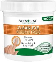 Vet's Best Clean Eye Round