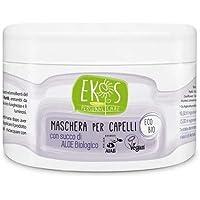 Ekos Maschera per Capelli con Succo di Aloe Bio 250 ml