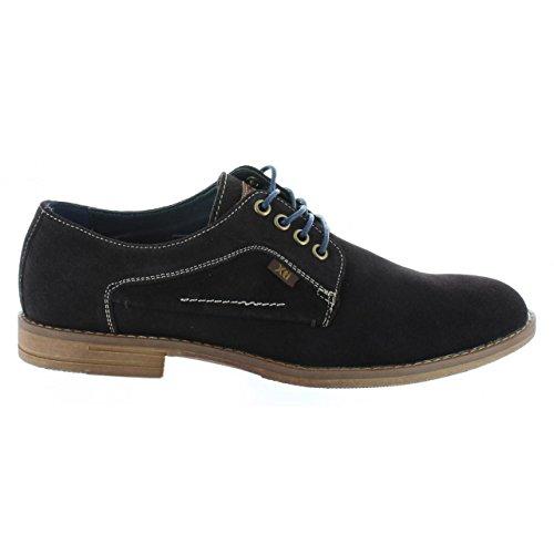 Zapatos de Hombre XTI 45997 Serraje Marron Talla 40