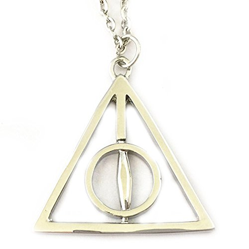 Harry Potter Deadly Hallows 45,7 cm Halskette in Geschenkbox von J & C Family OWNED