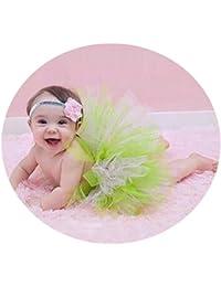 Sunward Baby Boys' Newborn Outfits Photography Props Headdress Tutu Skirt