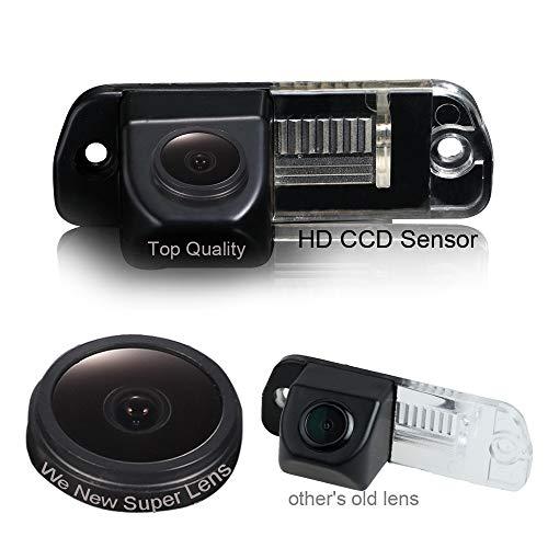 Dynavsal HD CCD Cam/éra de Recul de Voiture pour Radio GPS,Imperm/éable Vision Nocturne Grand Angle de 170 /° Poign/ée de Coffre Cam/éra de recul pour A3 A4 A6 A6L A8 A8L Q7 A4 B6 C6 B7 8E 8H Q5 Q7 S4