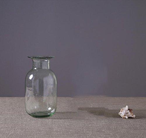 SE7VEN Klares glas vase ornamente/moderne,simple,american style,living room,haushalt,simulation...