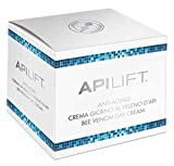 ApiLift CREMA ANTIAGE AL VELENO D'API 50 ML NATURALE VISO MADE IN ITALY BENESSERE SALUTE