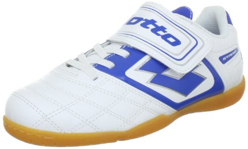 lotto-sport-stadio-potenii-700-idjrs-chaussures-sport-football-garcon-weiss-white-blue-315-eu
