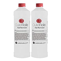2 x Nail Remover 1000ml...